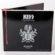 KISS CD - KISS Symphony Alive IV - DELUXE, (open)
