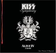 KISS CD - KISS Symphony Alive IV - Single disc edition, (sealed)