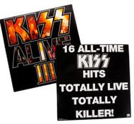 KISS Album Flat - KISS Alive III
