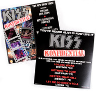 KISS Album Flat - Konfidential