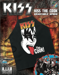 KISS Apron - KISS the Cook.