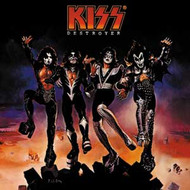 KISS Magnet - Destroyer
