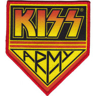 KISS Patch - KISS Army