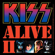 KISS Sticker - Alive II