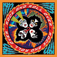 KISS Sticker - KISS Rock and Roll Over