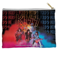 KISS Travel / Accessory Pouch - Unmasked Live