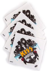 KISS Kruise Napkins - set of 4