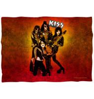 KISS Pillow Case - Alive Fire