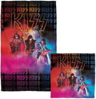 KISS Towel / Washcloth Combo - Unmasked Live