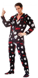 KISS Jumpin Jammerz - Paul Stanley Faces, (fits both men and women) size SMALL only