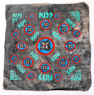 KISS Bandana - KISS Rock and Roll Over, 1996, grey