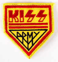 KISS Patch - KISS Army Logo, alternate
