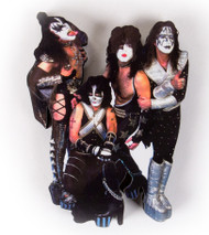 KISS Magnet - Funky Chunky, Reunion, 4.5""