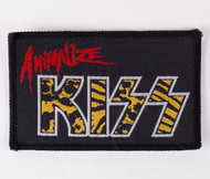 KISS Patch - KISS Animalize ('80s)