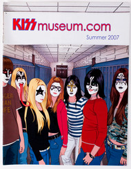 KISS Museum Catalog, summer 2007