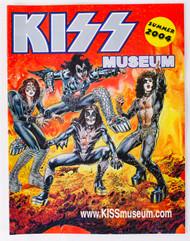 KISS Museum Catalog, summer 2004