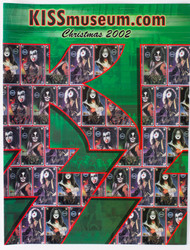 KISS Museum Catalog, Christmas 2002