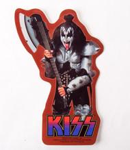 KISS Sticker - Gene with Axe