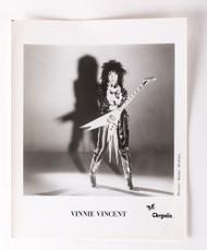 Vinnie Vincent Photo - Chrysalis Promo