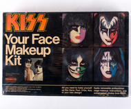 EBAY AUCTION - KISS Your Face Makup Kit, 1978, (sealed) - EBAY AUCTION