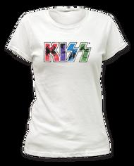 KISS Shirt - Women's Girls's Kawaii Logo