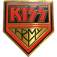 KISS Stickers - Metal Sticker, KISS Army