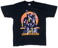 KISS T-Shirt - KISS Budokan Japan 2003, (size L)