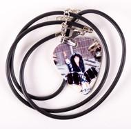 Eric Carr Guitar Pick Necklace - Eric Live