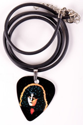 Eric Carr Guitar Pick - Solo necklace