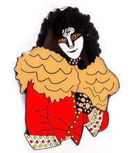 Eric Carr Pin - Unmasked