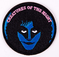 Eric Carr Patch - Creatures