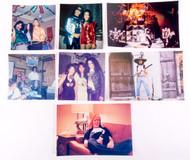 KISS Photos - Vintage Lydia Criss, set of 7