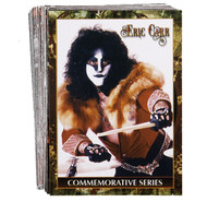 KISS Eric Carr Trading Cards - set of 50.