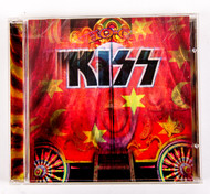 KISS CD - Psycho Circus CD with Lenticular cover