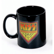 KISS Coffee Mug - KISS Army