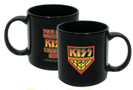 KISS Mug - KISS My KISS Loving Ass, oversized 20 oz mug