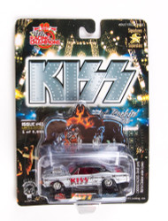 KISS Car - Racing Champions, Silver Barbed Wire