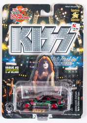 KISS Car - Racing Champions, Paul Stanley issue #2, (7/10)