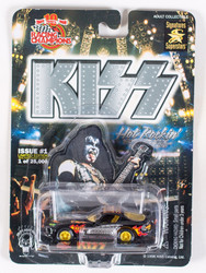 KISS Car - Racing Champions, Gene SImmons issue #1