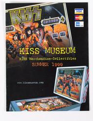 KISS Magazine - KISS Museum Catalog Summer 1999