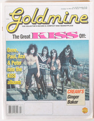 KISS Magazine - Goldmine 1993, The Great KISS Off