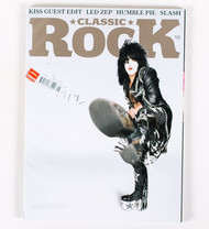 KISS Magazine - Classic Rock 2010, Paul
