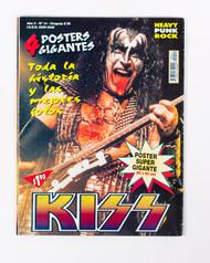 KISS Magazine - Poster Super Gigante, Uruguay (7/10)