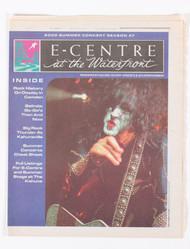 KISS Magazine - E-Centre tabloid, 2000