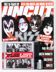 KISS Magazine - Classic Rock, March 2006, UNCUT, with CD