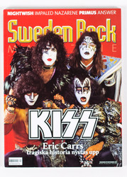 KISS Magazine - Sweden Rock, 2011