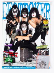 KISS Magazine - Destroyer, Sweden, December 2003