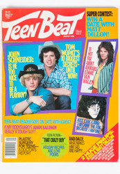 KISS Magazine - Teen Beat 1981, Eric Carr