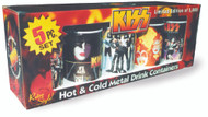 KISS Thermos - set of 5