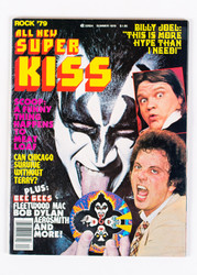 KISS Magazine - All New Super KISS 1979